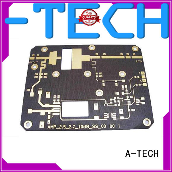 microwave rf pcb for wholesale A-TECH