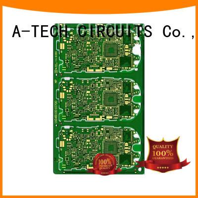 A-TECH flex rogers pcb