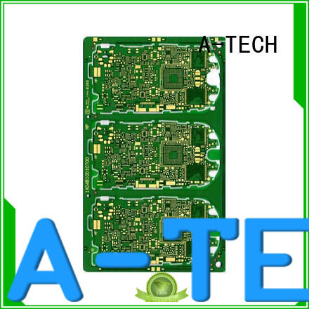 A-TECH hdi pcb double sided for led