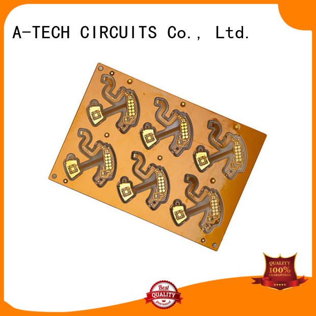 A-TECH flex aluminum pcb for led