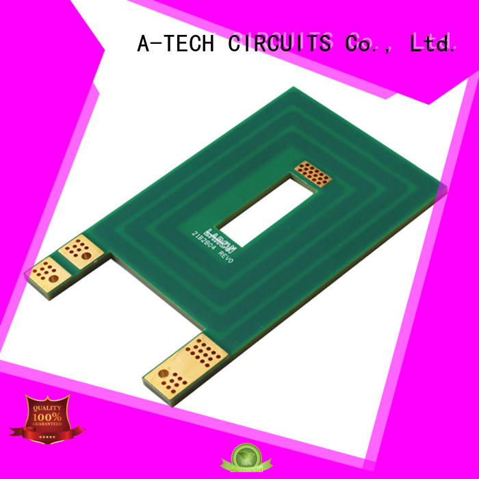 A-TECH free delivery via in pad pcb best price top supplier