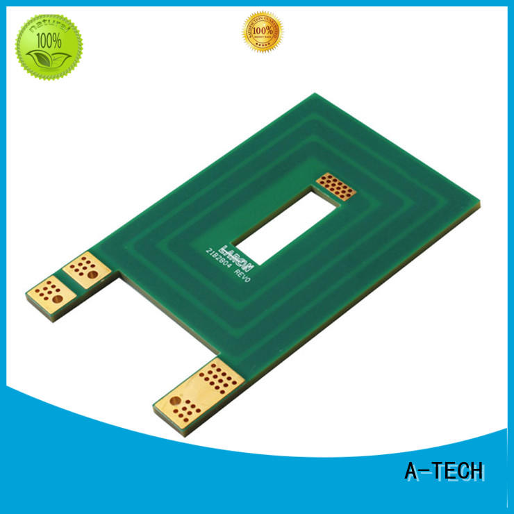 impedance control pcb edge for sale A-TECH