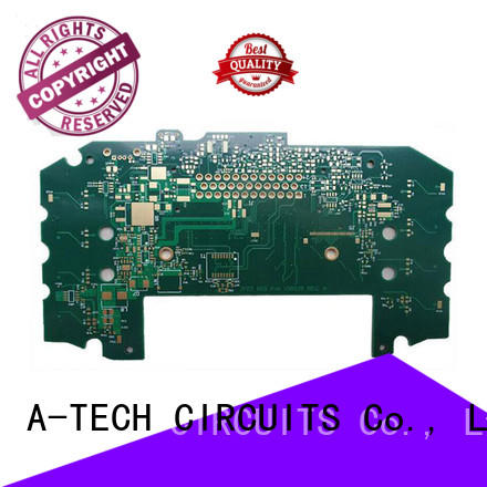 A-TECH quick turn led pcb single sided for led