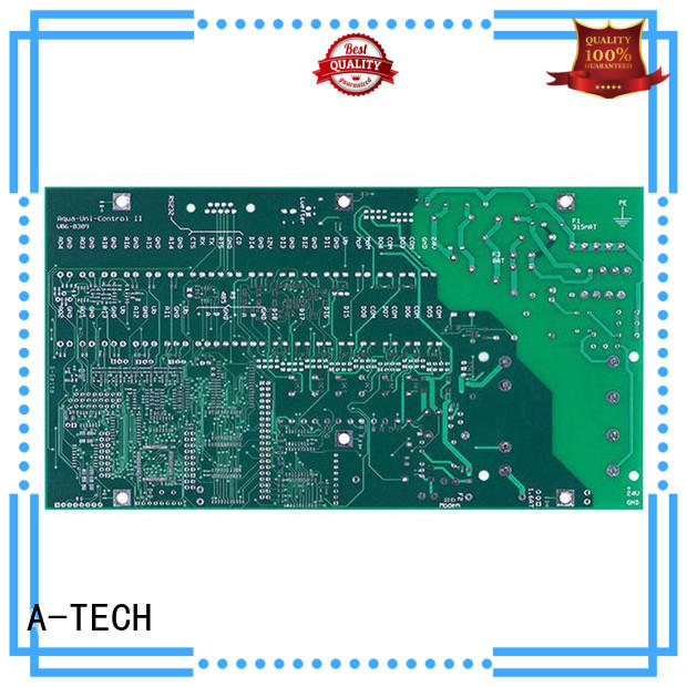 A-TECH rogers aluminum pcb multi-layer for led