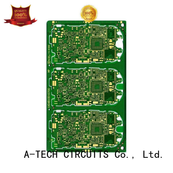 A-TECH microwave rf pcb custom made at discount