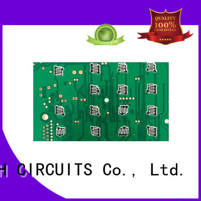 A-TECH immersion immersion gold pcb cheapest factory price for wholesale