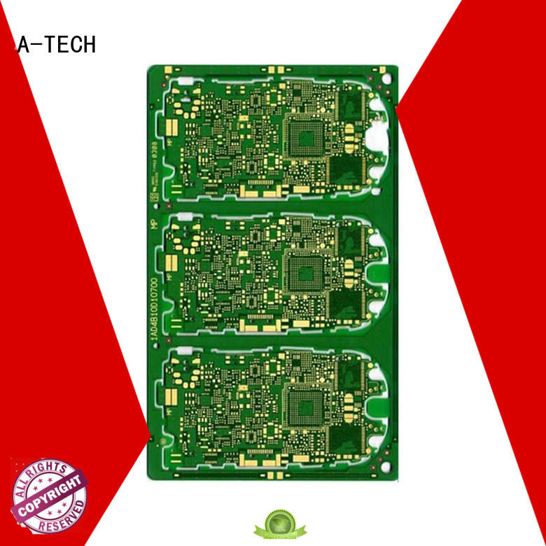 quick turn double-sided PCB rigid multi-layer