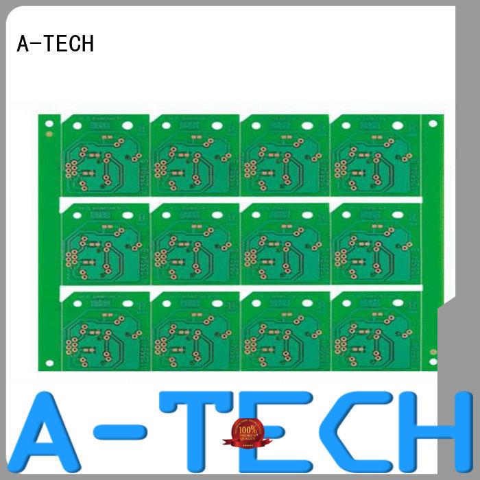 aluminum HDI pcb manufacturer A-TECH