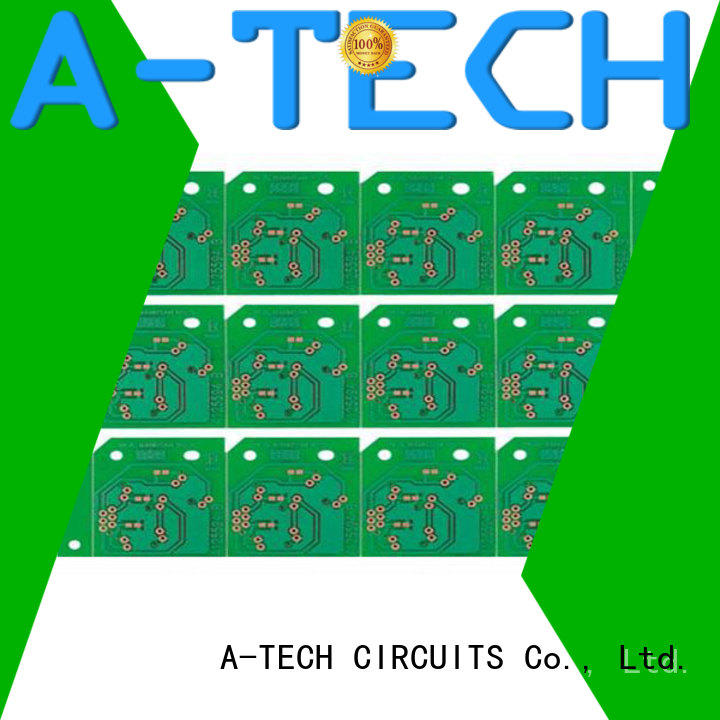 A-TECH quick turn PCB prototype manufacturer for led