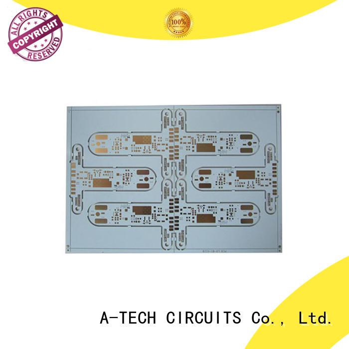 metal core rigid flex pcb multi-layer for led