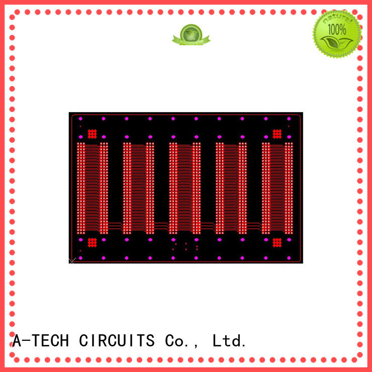 A-TECH control edge plating pcb hot-sale for sale