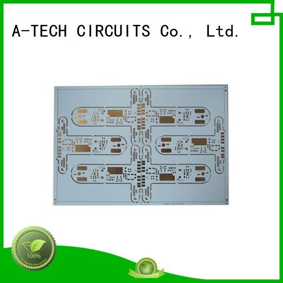 A-TECH microwave rf pcb