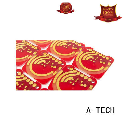 A-TECH silver pcb surface finish cheapest factory price for wholesale