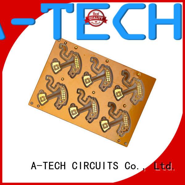 A-TECH prototype metal core pcb rigid