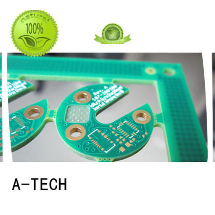 press castellated holes pcb best price for sale A-TECH
