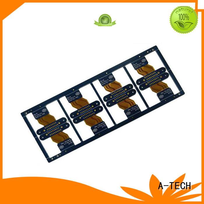 metal core flexible pcb flex multi-layer for led