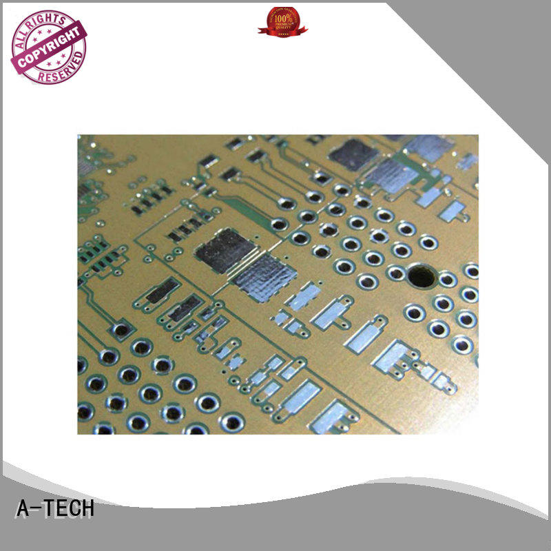A-TECH leveling peelable mask pcb bulk production at discount