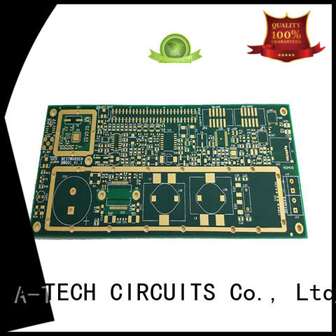 A-TECH single sided rigid flex pcb top selling at discount