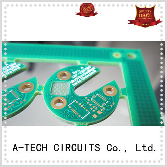 A-TECH buried edge plating pcb durable at discount