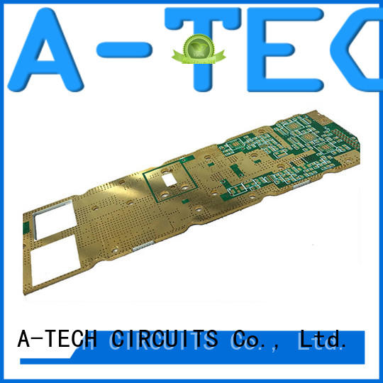 A-TECH microwave single layer pcb for led