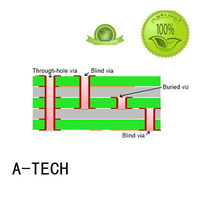 A-TECH impedance hybrid pcb hot-sale for wholesale