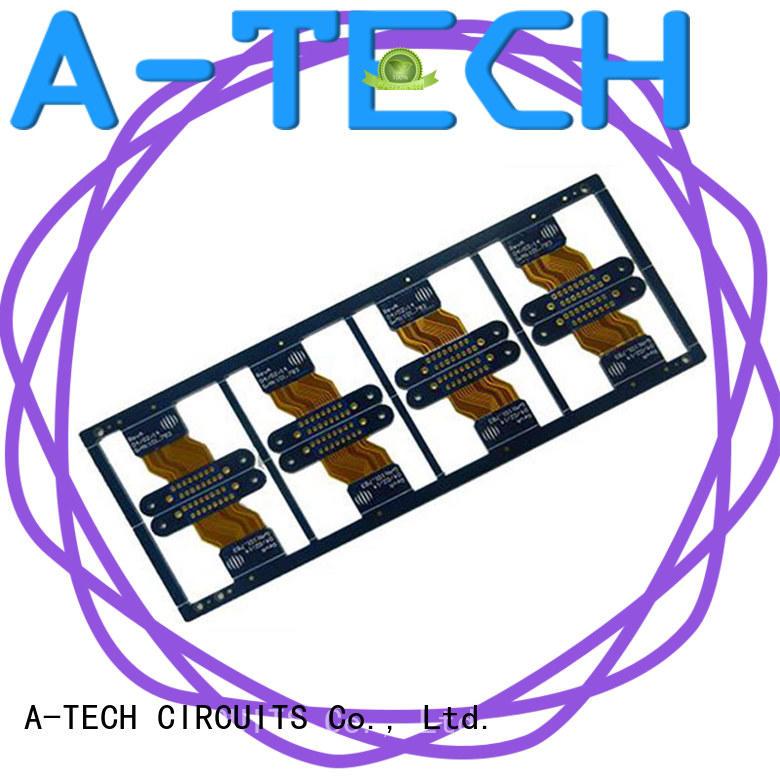 A-TECH flex microwave rf pcb