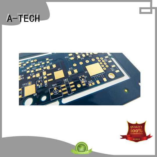 A-TECH air immersion gold pcb cheapest factory price for wholesale