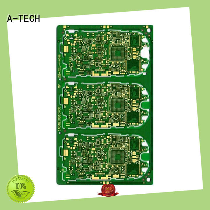 A-TECH flex led pcb board double sided