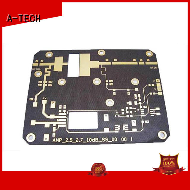 microwave single-sided PCB for led