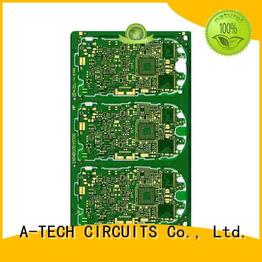 A-TECH rigid single-sided PCB for led