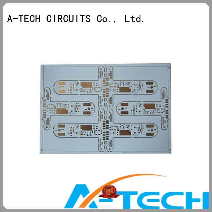 A-TECH rogers aluminum pcb top selling at discount