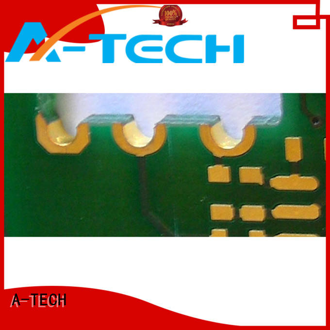 A-TECH buried via in pad pcb hot-sale top supplier