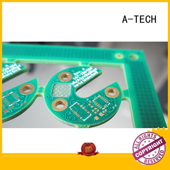 A-TECH thick copper hybrid pcb hot-sale at discount