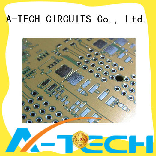immersion peelable mask pcb bulk production at discount A-TECH