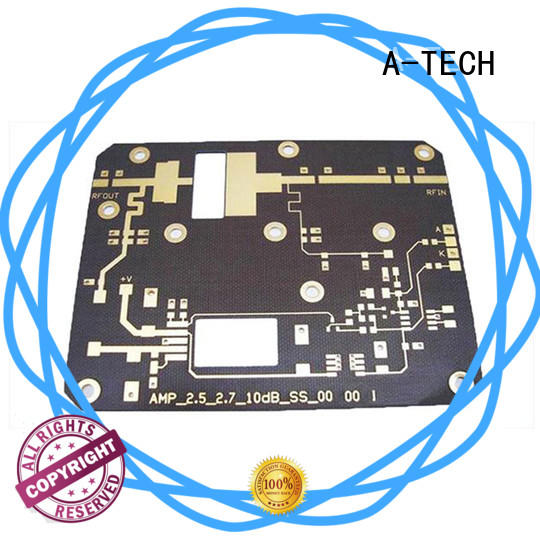 rigid quick turn pcb prototype double sided
