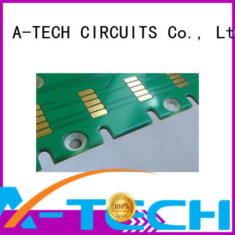 routing via in pad pcb half depth hot-sale for wholesale