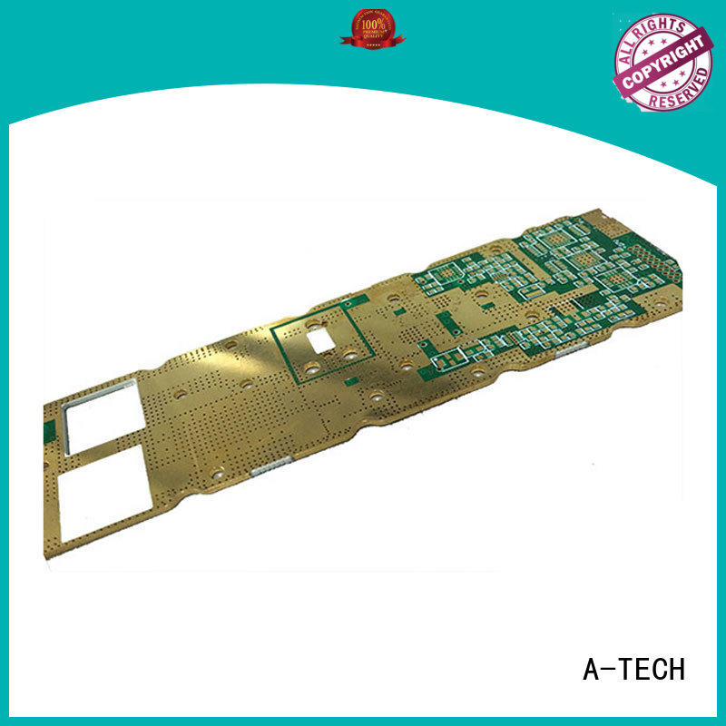 rigid hdi pcb double sided for wholesale A-TECH