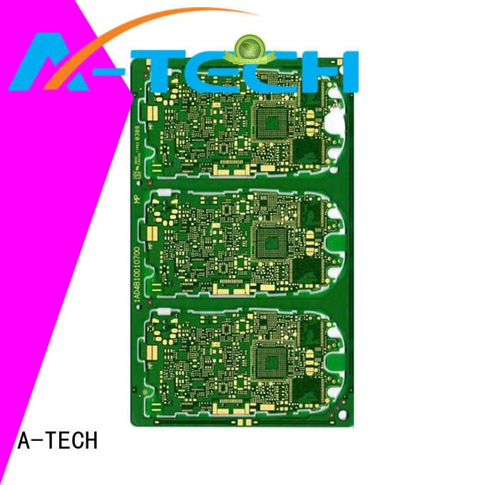 A-TECH flexible led pcb custom made for wholesale