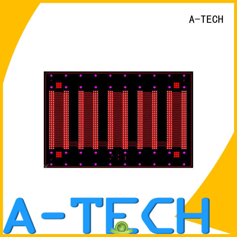 A-TECH plating countersink pcb best price for wholesale