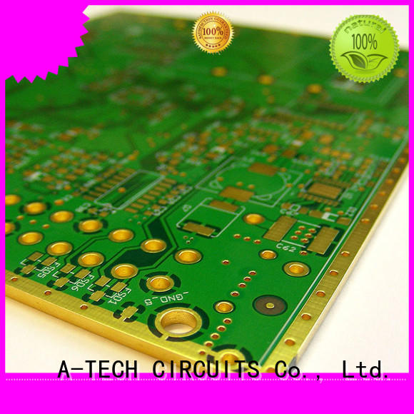 A-TECH free delivery impedance control pcb hot-sale for wholesale