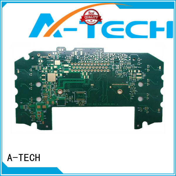 microwave multilayer pcb flex double sided for wholesale