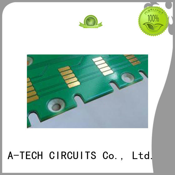 A-TECH impedance edge plating pcb durable for wholesale