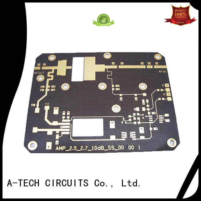 A-TECH aluminum single-sided PCB custom made
