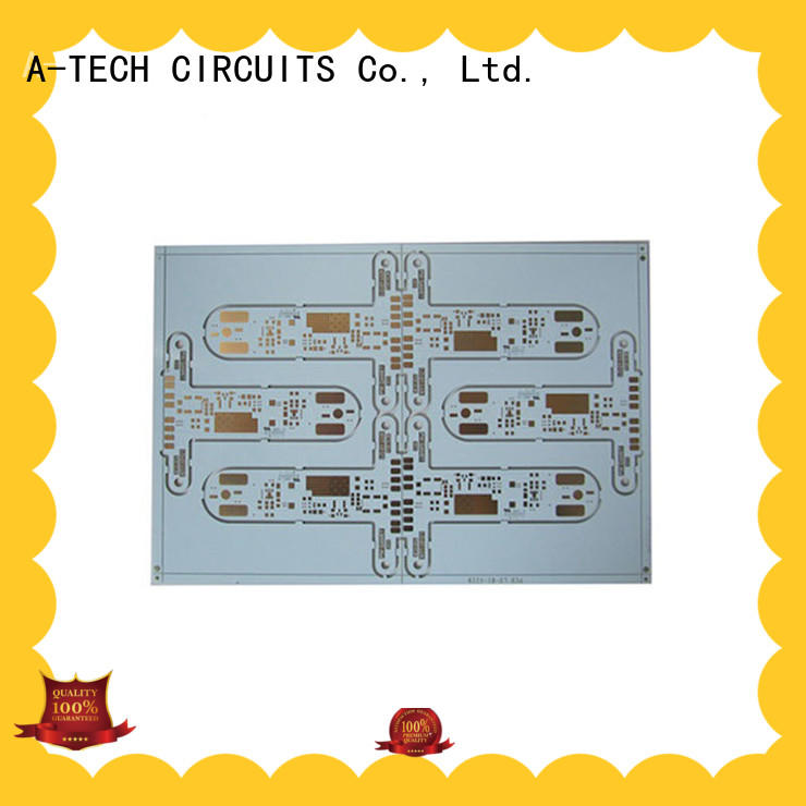 A-TECH single sided multilayer pcb double sided for led