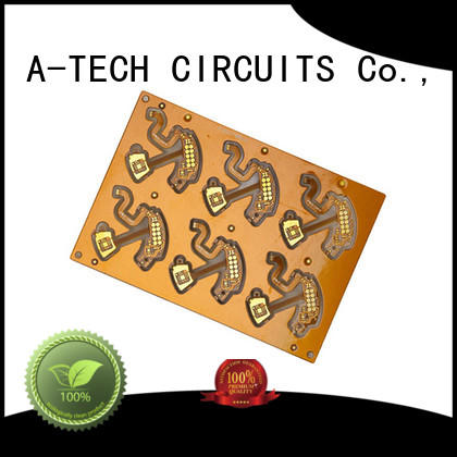 A-TECH rogers flexible pcb top selling at discount