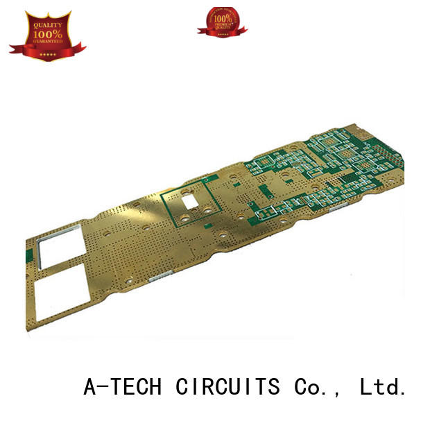 A-TECH flex flexible printed circuit board custom made for led
