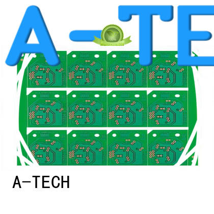 A-TECH aluminum double-sided PCB top selling