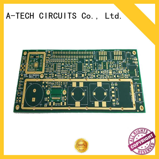 A-TECH prototype quick turn pcb prototype at discount