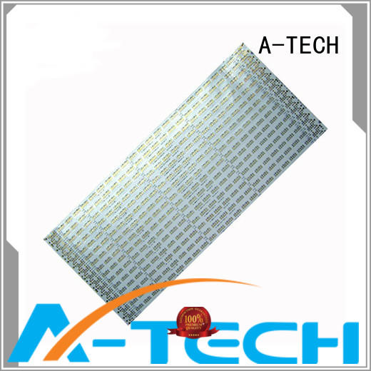 A-TECH rigid double-sided PCB double sided