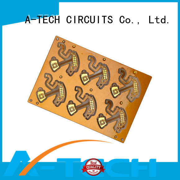 A-TECH rogers single-sided PCB custom made for led